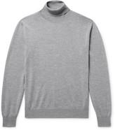 Canali - Merino Wool Rollneck Sweater