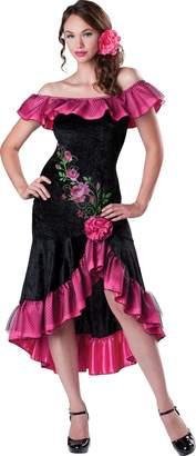 Incharacter Costumes Women's Flirty Flamenco Costume