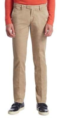 Saks Fifth Avenue COLLECTION Cotton Chino Pants