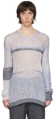 Oamc Purple Auburn Sweater