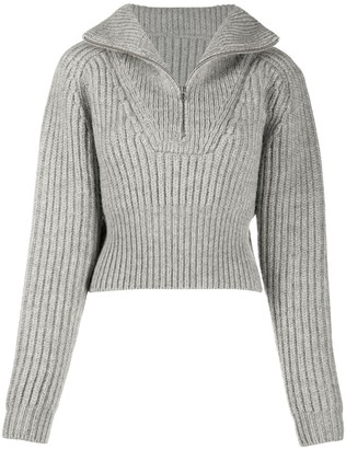 Jacquemus La maille Olive sweater