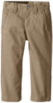 Volcom Frickin Modern Stretch Chino Pants Boy's Casual Pants