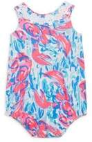 Lilly Pulitzer Baby's May Bodysuit