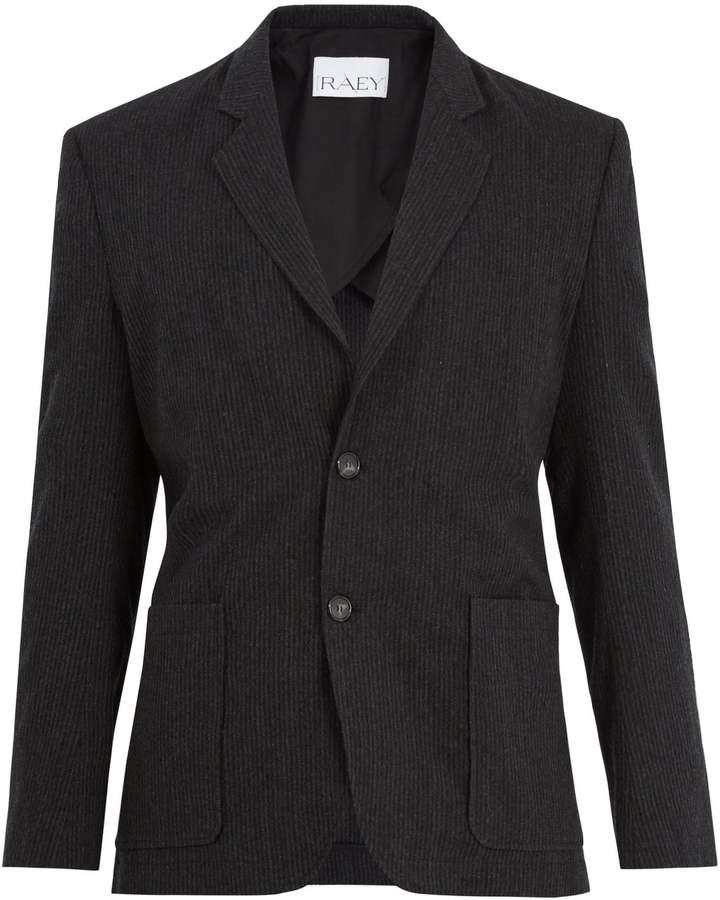 Raey Wool-blend suit jacket
