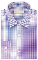 MICHAEL Michael Kors Slim-Fit Checked Dress Shirt