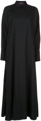 Y's Toggle Fastened Shirt Dress