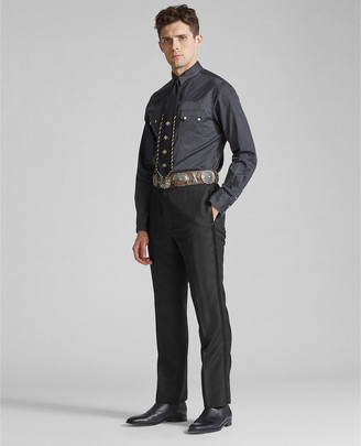 Ralph Lauren Slim Fit Tuxedo Trouser