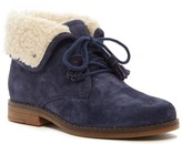 Hush Puppies Marthe Cayto Suede Faux Shearling Lined Boot