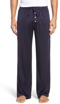 Daniel Buchler Men's Luxe Silk Lounge Pants