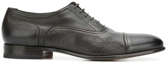 Moreschi classic derby shoes