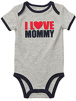 "Carter's Carter ́s Newborn ""I LOVE MOMMY"" Bodysuit"