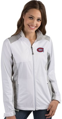 Antigua Women's Montreal Canadiens Revolve Jacket