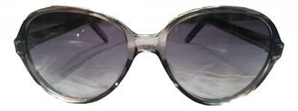 Oliver Goldsmith Grey Plastic Sunglasses