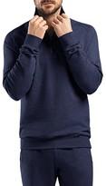 Hanro Luis Half Zip Lounge Sweatshirt