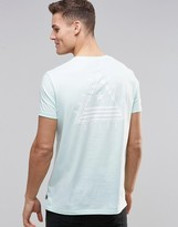 Asos T-Shirt With Street Front And Back Print In Relaxed fit