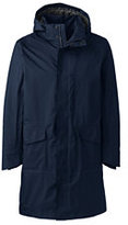Classic Men's Tall PrimaLoft Insulated Commuter Coat Navy