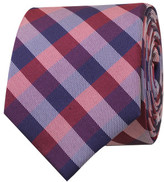 Ben Sherman Mid Scale Check Tie