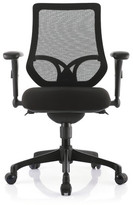 Akron Adjustable Office Task Chair with Padded Seat