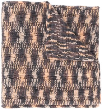 Missoni Pre Owned 1980s Knitted Scarf