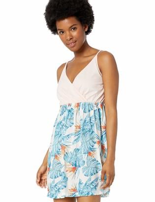Roxy Women's Floral Offering Strappy Dress