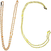 Isabel Marant 2 necklaces