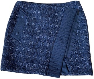 Rag & Bone Black Tweed Skirt for Women