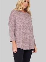 M&Co Izabel Curve lightweight knit jumper