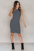 Rut & Circle Aya Stripe Rib Dress