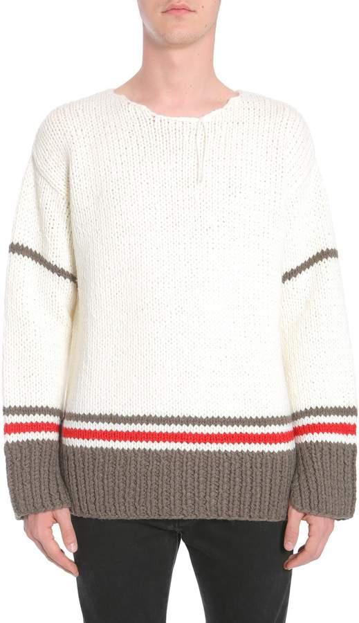 Maison Margiela Crochet Pullover