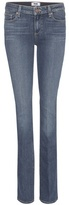 Paige Manhattan Mid-rise Slim Bootcut Jeans