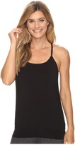 Beyond Yoga Overlap Racerback Twofer Tank Top