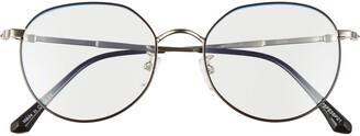 BP Round Blue Light Filtering Glasses