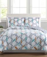 Pem America Flynn Reversible 2-Pc. Twin/Twin XL Comforter Set, a Macy's Exclusive Style