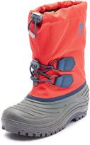 Sorel Boys' Waterproof 'Super Trooper' Boot