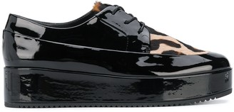 Högl Mody platform lace-up shoes