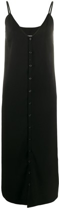 Maison Margiela buttoned midi dress