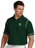 Antigua Men's Portland Timbers Icon Desert-Dry Tonal-Striped Performance Polo
