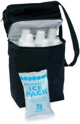 J L Childress 6-Bottle Insulated Cooler