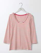 Boden Essential Scoop Neck