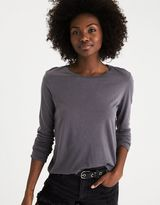 American Eagle Outfitters AE Essential Long-Sleeve T-shirt