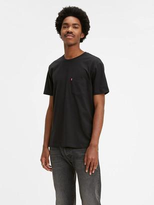 Levi's Sunset Pocket Tee Shirt