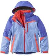 L.L. Bean Girls' Peak 3-in-1 Jacket