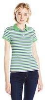 U.S. Polo Assn. Junior's Classic Striped Short Sleeve Polo Shirt