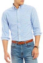 Daniel Cremieux Big & Tall Graph Oxford Long-Sleeve Woven Shirt
