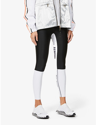 P.E Nation Speed stretch-woven leggings