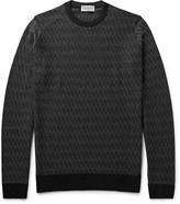 John Smedley - Wickson Mélange Merino Wool Sweater