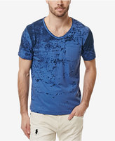 Buffalo David Bitton Men's Kiedge Paint Splatter T-Shirt