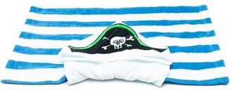 Stella McCartney Kids Pirate Striped Towel
