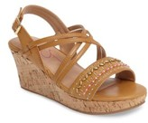 Jessica Simpson Girl's Fallon Wedge Sandal