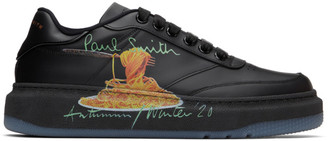 Paul Smith 50th Anniversary Black Hackney Sneakers